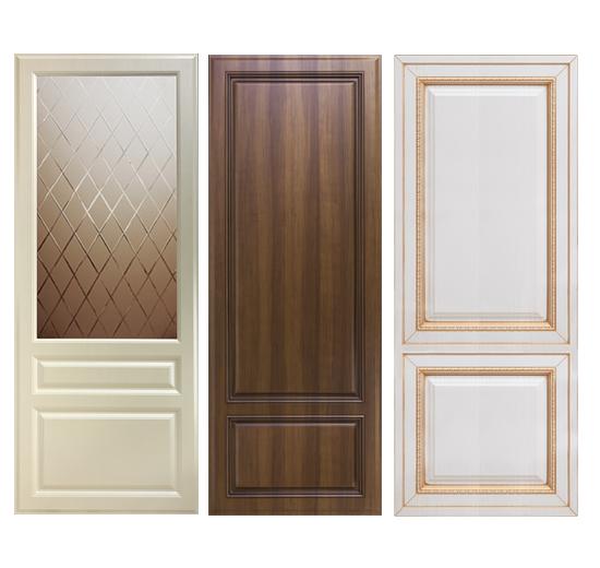 Двери распашные и Двери-купе