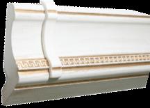 Карнизы, фризы и планки прикрытия освещения