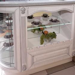 Кухня с фасадом Элегия-к1
