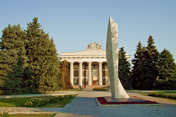 Город Волжский. Волгоградская область