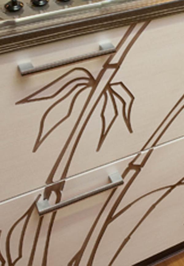 Кухонные фасады в стиле Кантри
