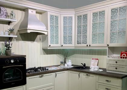 мебельный фасад прованс интерьер кухня