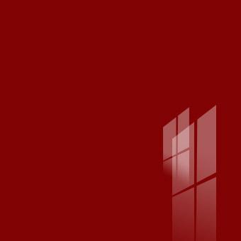 глянец красный