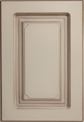 Верона, краска матовая, коричневоая патина