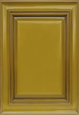 Гранада, краска глянцевая, коричневая патина