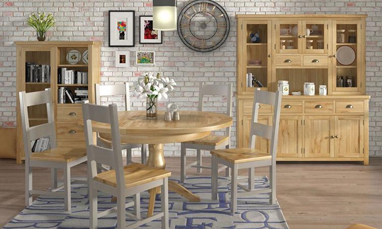 мебель для столовой массив